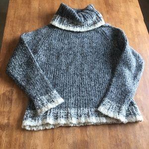 Cozy Faded Glory Sweater